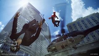 Marvel's Spider-Man lại 'thả thính' game thủ với trailer hoành tráng