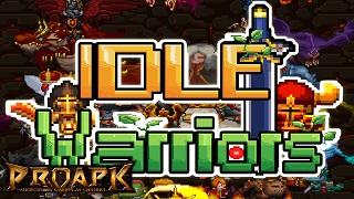 """Idle Warriors – game nhập vai thú vị cho phép game thủ """"trùng sinh"""""""