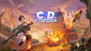 Creative Destruction – Game sinh tồn độc đáo trên android giống Fortnite