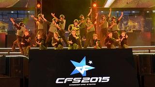 Khai mạc giải Đột Kích Quốc tế Crossfire Stars Invitational 2015