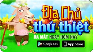 Trở thành địa chủ thứ thiệt trong nông trại Việt.
