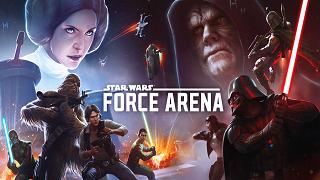 """Cơn bão"" MOBA phiên bản Star Wars – Star Wars: Force Arena vừa cập bến mobile"