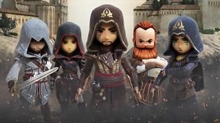 Hé lộ Assassin's Creed phiên bản mobile phong cách hoạt hình cực ngộ