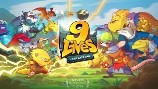 """9 Lives: A Tap Cats – """"Tom & Jerry"""" phiên bản game RPG độc đáo"""