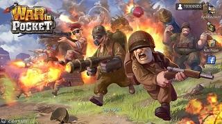 Lao vào Thế Chiến đầy máu lửa với tựa game chiến thuật War in Pocket