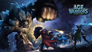 """Age of Warriors – Thần thoại Bắc Âu dưới """"lớp áo"""" RPG độc đáo"""