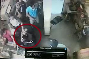 Bị đánh dã man ở quán net vì lừa đảo trong game