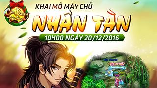 Playpark tặng 500 Giftcode game Cửu Dương Thần Công