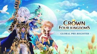 Crown Four Kingdoms: lộ diện MMORPG cực thú vị từ cha đẻ Aura Kingdom