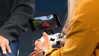 Microsoft trình diễn dịch vụ stream game xCloud: chơi game Xbox trên điện thoại Android