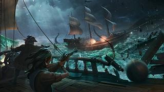 Tân binh Sea of Thieves từ Microsoft gây bão với trailer siêu chất