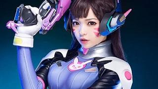 Cosplay Overwatch siêu ấn tượng trước thềm China Joy 2016