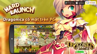 LINE Dragonica Mobile đã có mặt trên PC