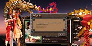 Cộng đồng người chơi Thiên Long Bát Bộ hoang mang