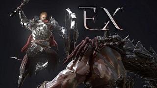 Project EX - game mobile RPG Hàn Quốc với đồ họa UE4 siêu chất lượng