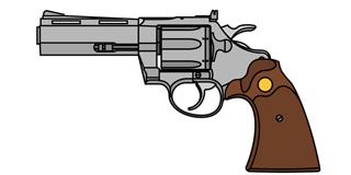Ngắm bộ ảnh vẽ tay cực chất của game thủ đăm mê súng ống
