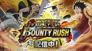 One Piece Bounty Rush - Hải tặc mũ rơm phiên bản hành động đã tay đã cập bến Android