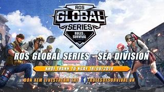 ROS Mobile Global Series: F9, FAW, Fury Roads đặt một chân vào chung kết khu vực