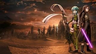SAO: Fatal Bullet - siêu phẩm game bắn súng phong cách anime tung trailer đầy hoành tráng