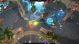 Battlerite - Đối thủ 'nặng ký' của LMHT vừa đến tay game thủ miễn phí
