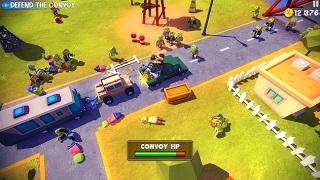 Dead Venture - tựa game đua xe hành động chủ đề Zombie cực độc đáo