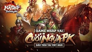 Hai game mobile Tam Quốc công phá làng game Việt hôm nay