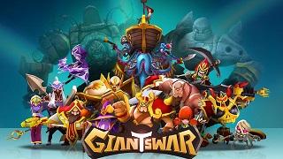Giants War: game chiến thuật thẻ bài cực hấp dẫn ra mắt phiên bản toàn cầu