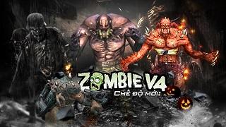 Phục Kích cập nhật Zombie V4, đòn phản công mạnh mẽ từ Zombie