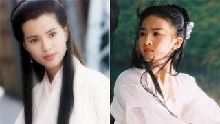 So sánh nhan sắc 2 nàng Tiểu Long Nữ xinh đẹp nhất trên màn ảnh
