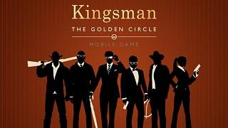 Trở thành điệp viên mật vụ trong GMO RPG Kingsman: The Golden Circle