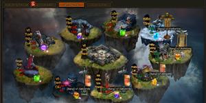 Webgame Phong Vân: Chia sẻ bí kíp cày nguyên liệu