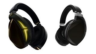 ASUS Republic of Gamers ra mắt hai mẫu tai nghe ROG Strix Fusion 700 và Strix Fusion Wireless