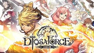 Diosa Force – Game anime Nhật Bản ra mắt phiên bản tiếng Anh