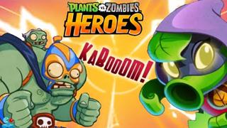 Trải nghiệm bài thẻ đấu Plants vs Zombies phong cách hack não