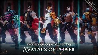 Tải ngay game mobile chiến đấu hành động cực đã Overlords of Oblivion