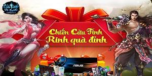 Cửu Tinh Vô Song ra mắt làng game Việt vào 9h00 sáng 11/06