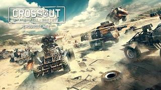 Game đua xe chiến đấu cực chất Crossout vừa đến tay game thủ miễn phí