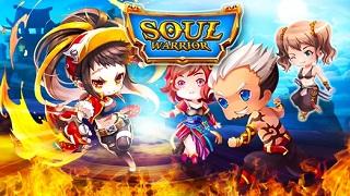 """Soul Warrior – tựa game RPG """"ăn theo"""" Maple Story cực thú vị"""