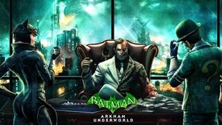 Trở thành bậc thầy tội phạm trong thành phố với Batman: Arkham Underworld