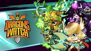 Dragon's Watch – tựa game RPG đồ hoạ chibi độc đáo cực dễ nghiện