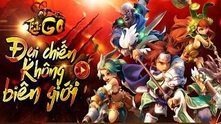 Dzogame tặng 300 Giftcode game Tam Quốc GO