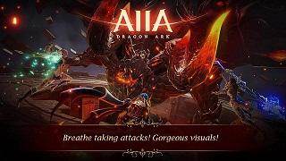 AIIA: Dragon Ark -MMORPG đồ hoạ khủng vừa ra mắt phiên bản tiếng Anh