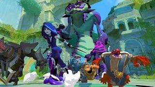 Sau Paragon, Gigantic cũng nói lời từ biệt game thủ