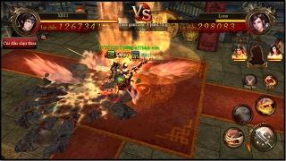 Tam Quốc 3Q - Lo ngại những trận chiến trong game sẽ kéo ra ngoài đời thực