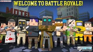 Pixel Battleground – Phiên bản di động siêu chất của PUBG