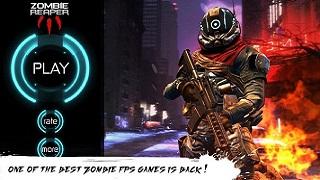 Dead Legend: Coldest Winter – game bắn zombie cực hot vừa đổ bộ mobile