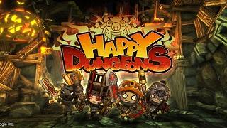 Happy Dungeons - tựa RPG thú vị sắp đặt chân lên PS4