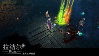 Raziel – Siêu phẩm mobile 3D lấy cảm hứng từ Diablo của Tencent