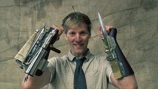 Thợ sửa ống nước chế Vũ khí Assassin's Creed cực đỉnh