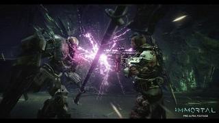 Siêu phẩm bắn súng vũ trụ Immortal: Unchained ấn định thử nghiệm Alpha